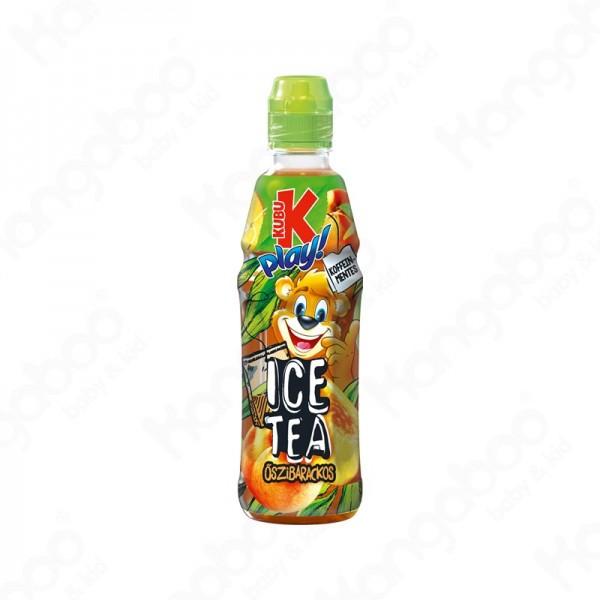 KUBU Play Ice Tea őszibarack 0,4L