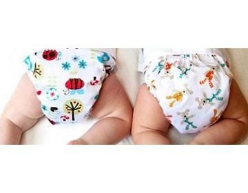 Pelenkavédők, mosható textil (3)