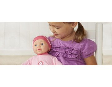 Interaktív baba (1)